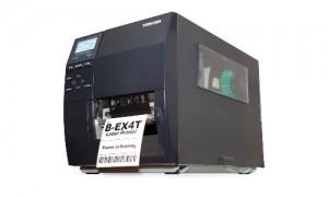 Stampante RFID Ready Toshiba Tec B-EX4T1 printer Linea Industrial. Moduli RFID HF e RFID UHF EPC ISO 18000-6