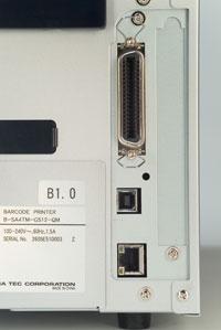 Stampante RFID ToshibaTec B-SA4-TP printer - Interfacce host