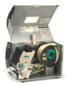 Stampante RFID Toshiba Tec B-SX5T printer Linea Industrial. Moduli RFID HF e RFID UHF EPC ISO 18000-6 - facile accesso ed installazione opzioni