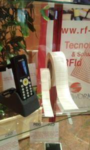 Softwork e l'RFID a TraceID Fashion 2013