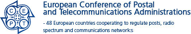 Normative RFID UHF - European Conference of Postal and Telecommunications Administrations