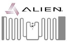 HiScan Inlay RFID UHF EPC – Alien Smart Label