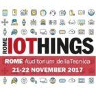 IOTHINGS Roma 2017 con le tecnologie RFID e Bluetooth Low Energy
