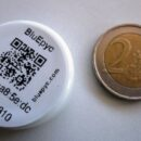 Novità dispositivo: Bluetooth LE Disk Beacon by BluEpyc