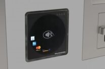 Contactless Payment reader RFID EMVco & NFC – CPR46.10 myAXXESS flatOne