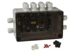 ISC.ANT.MUX – Multiplexer RFID HF 8 canali per Antenna