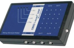 ISC.ANT.UMUX – Antenna Multiplexer RFID UHF 8 canali