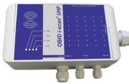 ISC.MRU200i – Industrial Mid Range Reader RFID UHF EPC con antenne integrate