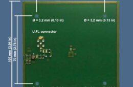 ISC.ANT100/100-B Antenna OEM RFID HF