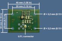 ISC.ANT40/30-A Antenna OEM RFID HF