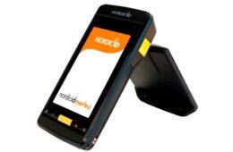 Mobile Computer RFID UHF Medea Cross Dipole 500 mW