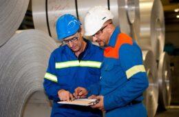 Nel cuore dell'Industria 4.0: dati raccolti con l'RFID nella Digital Factory di Novelis