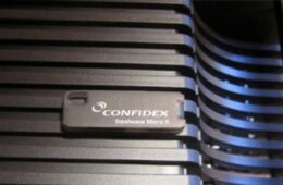 RFID UHF On Metal Hard Tag Confidex Steel Wave Micro 2