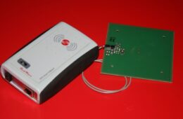 RED.MR80.FLY-M Controller RFID HF GPRS RedWave SmartFly