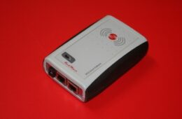 RED.PR80.FLY-E Reader NFC – RFID HF Ethernet RedWave SmartFly
