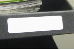Special Label RFID UHF Confidex Carrier Micro