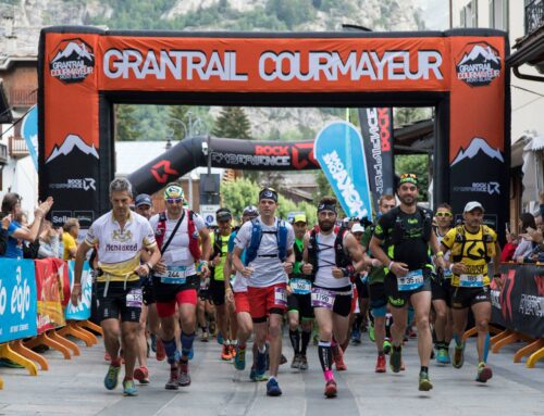RFID per lo sport timing al Gran Trail Courmayeur
