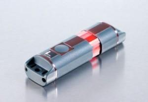 i-Q350L FL - Tag RFID Attivo con Marker e Led