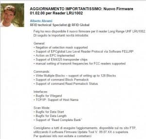 Linkedin RFIDGlobalTechnical Support