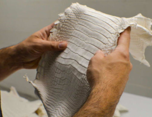 RFID per la tracciabilità del pellame di LA PATRIE nell'alta moda