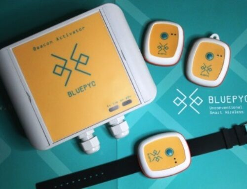 "Nuovo sistema Bluetooth Low Energy ""Beacon Wake-up Activator"""